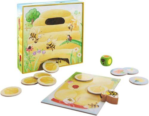 Abella l'abeille - contenu