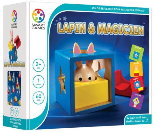Lapin & Magicien - boite