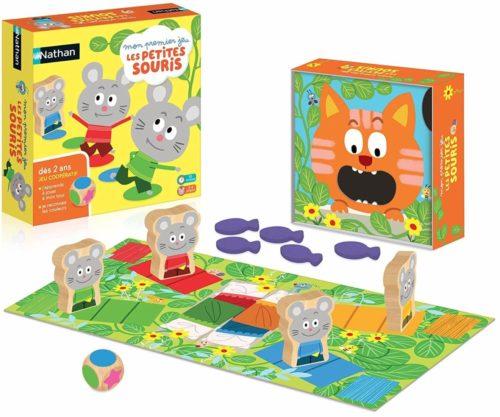 Mon premier jeu les petites souris