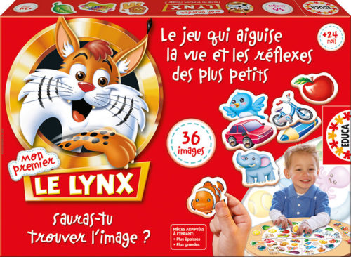 Mon Premier Le Lynx - boite