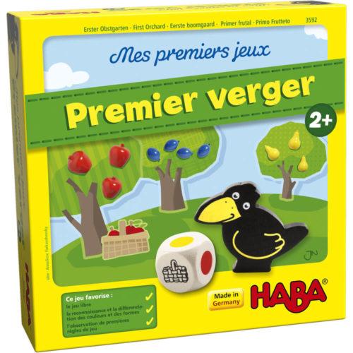Premier Verger, le meilleur jeu de société HABA pour les tout-petits