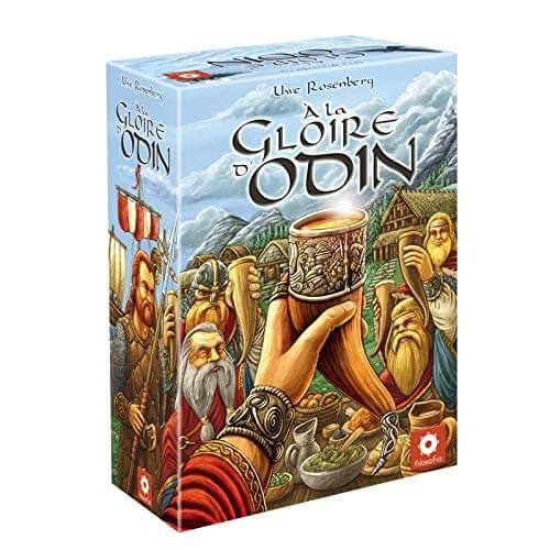 A la Gloire D Odin - boite