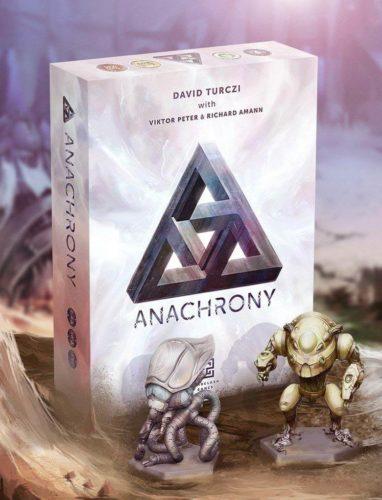 Anachrony - boite