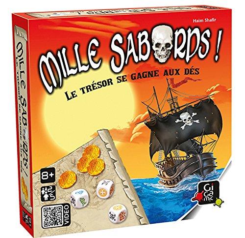 Mille Sabords - boite