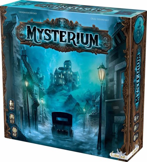 Mysterium - boite