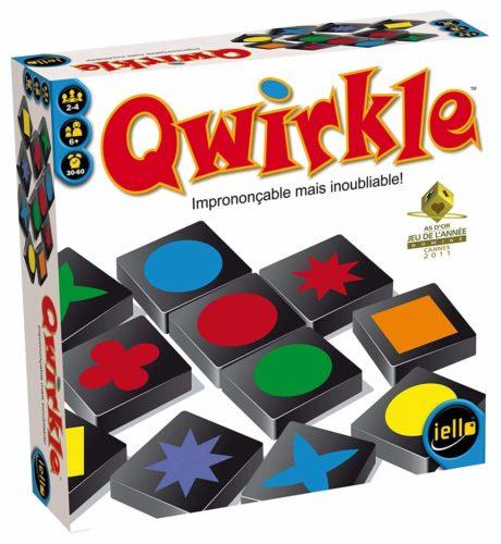 Qwirkle - boite