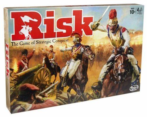 Risk - boite