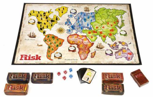 Risk - contenu