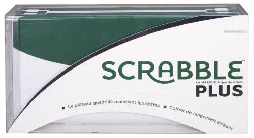 Scrabble plus - boite