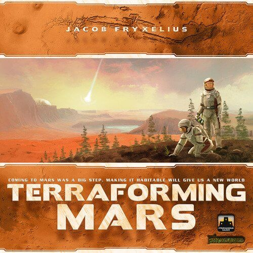Terraforming Mars - boite