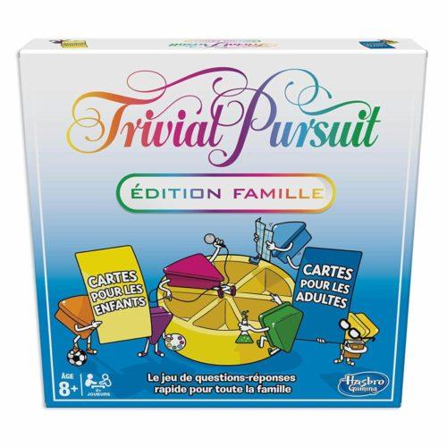 Trivial Pursuit Famille - boite