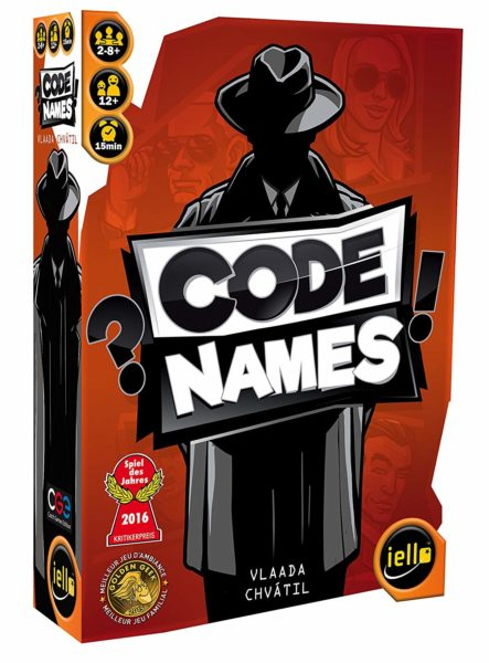 Code Names - boite