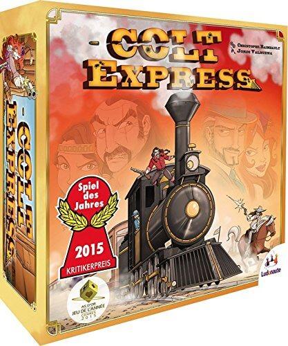 Colt Express - boite