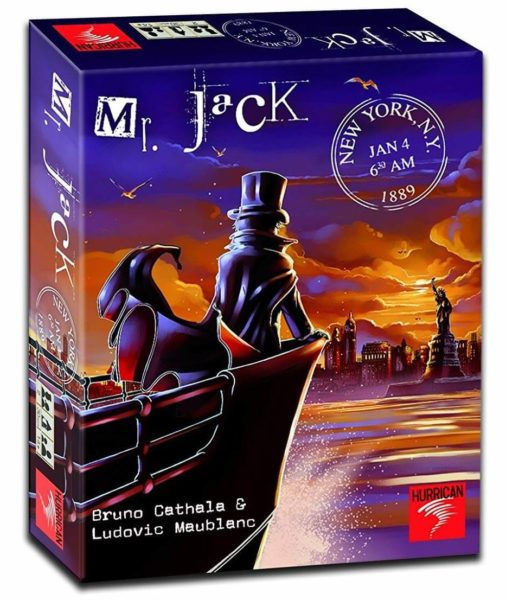 Mr Jack New York
