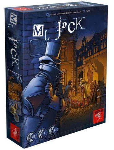 Mr Jack - boite