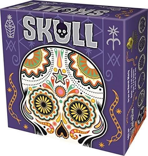 Skull - boite