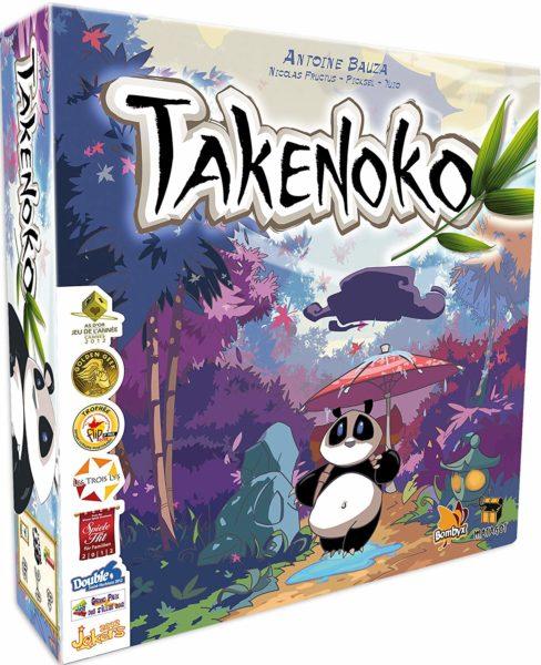 Takenoko - boite