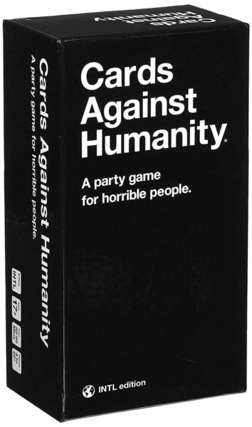 Cards Against Humanity Boite