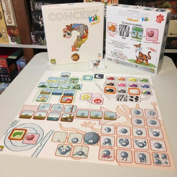 concept kids animaux, un des meilleurs jeux a 3 pour les jeunes joueurs