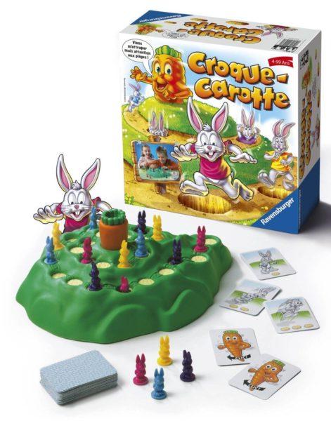 Croque Carotte fait partie du top des jeux à quatre