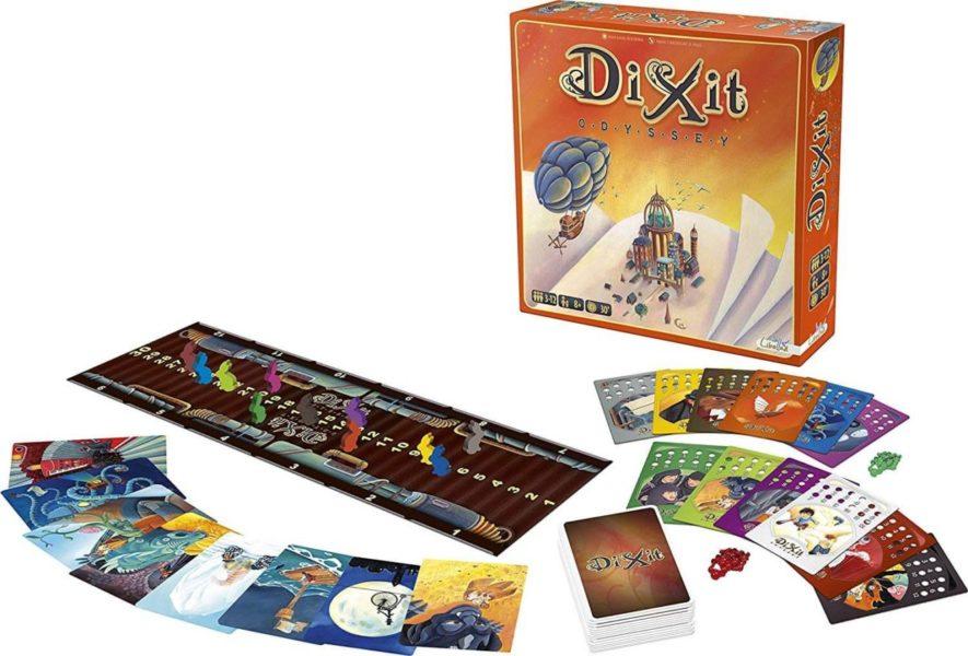 Dixit Odyssey est un des meilleurs jeux a 4 joueurs et plus