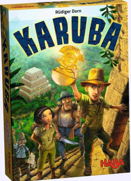 karuba - boite