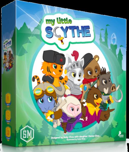 my litte scythe - boite