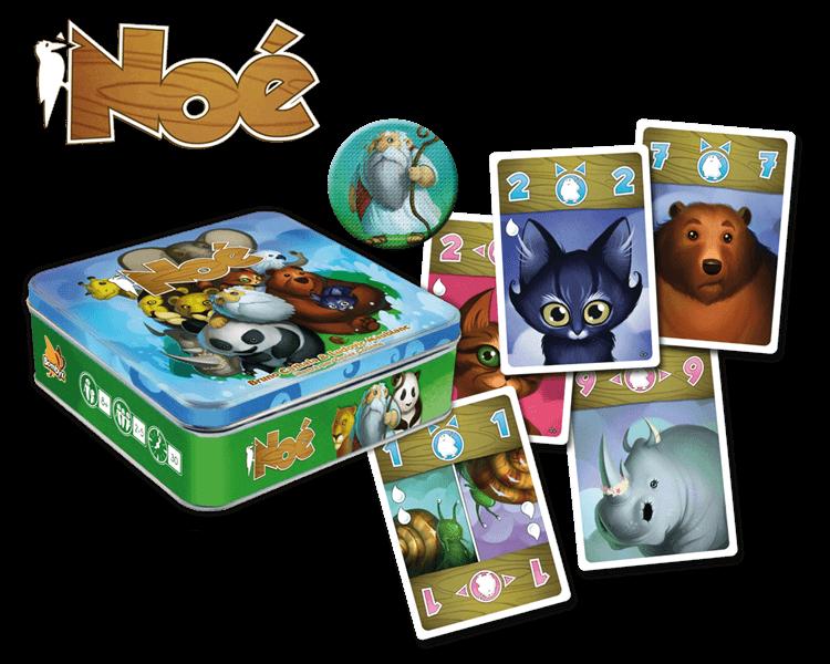 Noé, un des meilleurs jeux a 3 joueurs