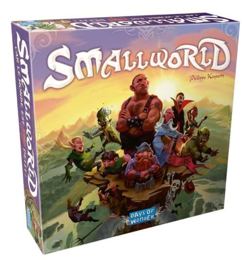Small World Boite