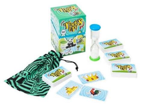 Times Up Kids Panda : un des meilleurs jeux de société pour 4 joueurs