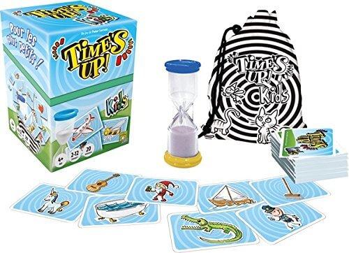 Times Up Kids fait partie du classement des meilleurs jeux de société d ambiance
