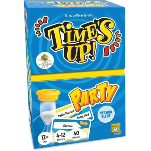 Times Up Party Boite