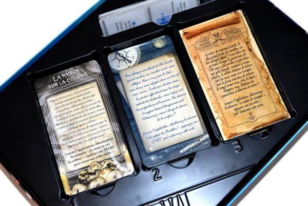 unlock mystery adventures - contenu