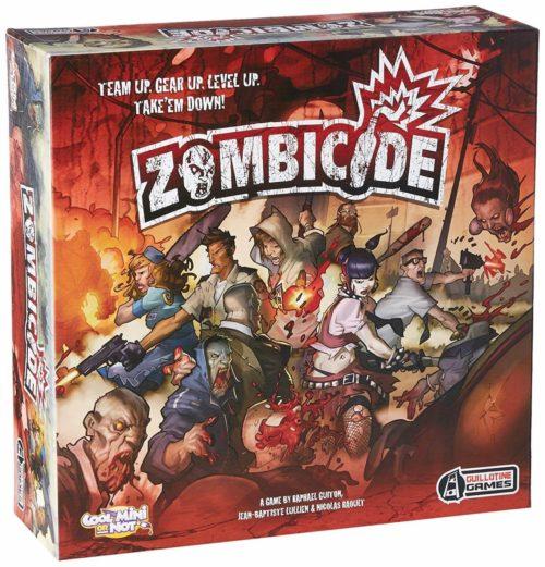 Zombicide Boite