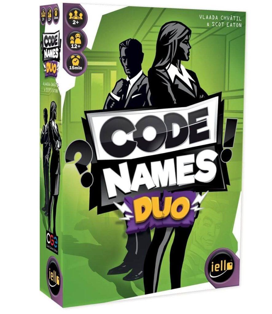 Codenames Duo, le jeu de devinette préféré des enfants de 12 ans