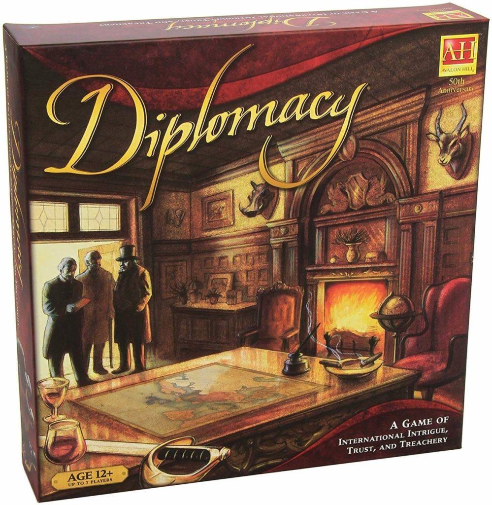 Diplomacy, entrez dans la Première Guerre Mondiale avec vos enfants de 12 ans