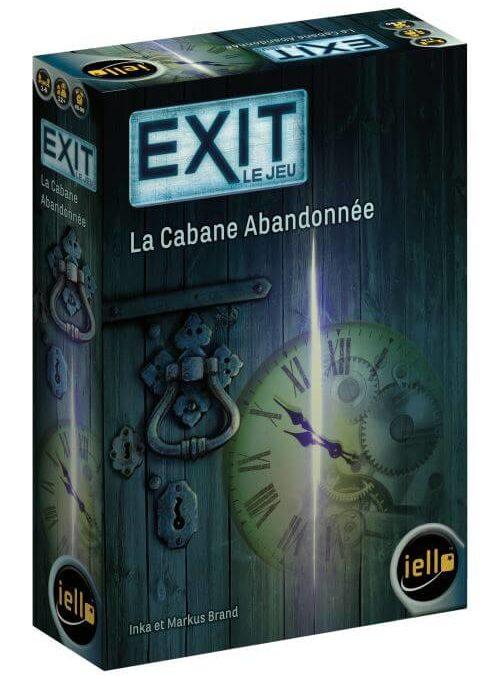 Exit La Cabane Abandonnée, l'escape game à domicile pour enfants de 12 ans