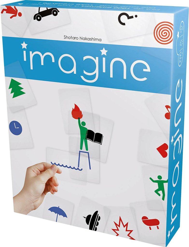 Imagine, le meilleur jeu pour laisser parler la créativité des enfants de 12 ans