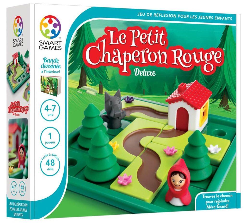 Le Petit Chaperon Rouge : le meilleur jeu pour enfants de 4 ans aimant les contes !
