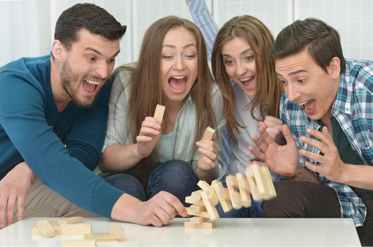 Meilleurs Jeux a 4 Joueurs