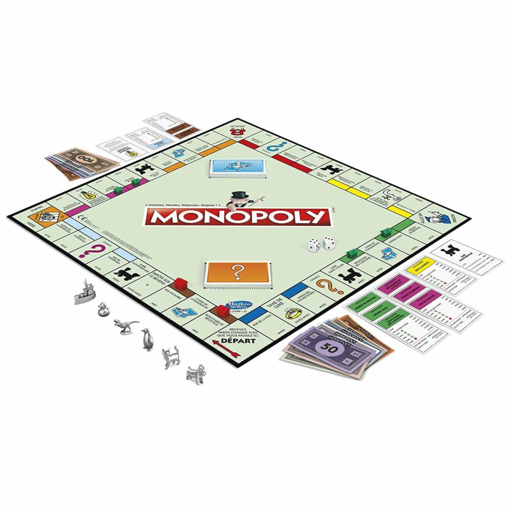 Monopoly Contenu