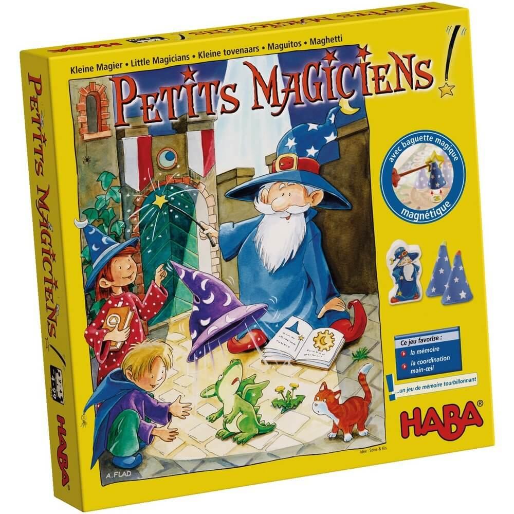 Petits Magiciens Boite : le plus féérique des meilleurs jeux de société 4 ans