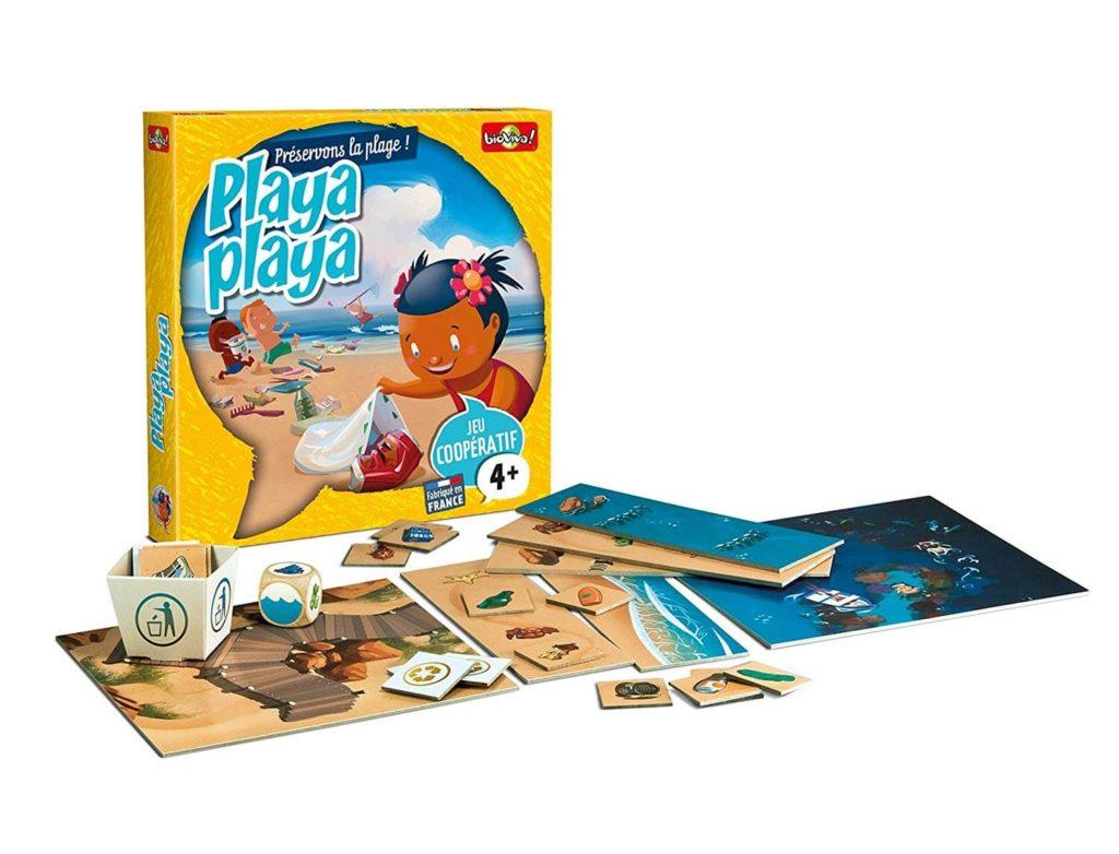 Playa Playa : le meilleur jeu pour enfant de 4 ans pour la sensibilisation à la protection du littoral