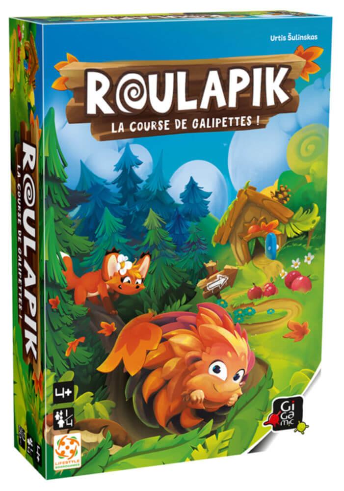 Roulapik : le jeu pour enfant de 4 ans avec plusieurs options !