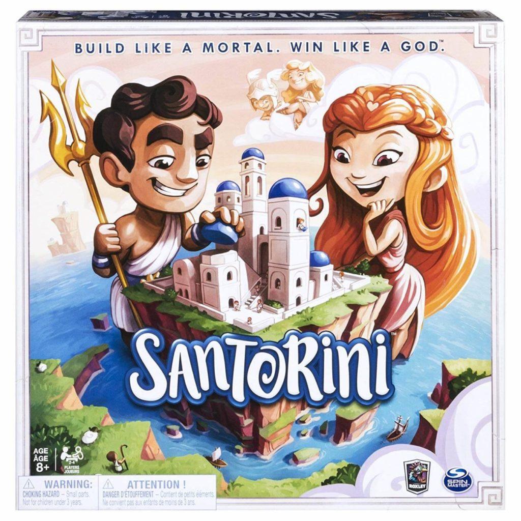 Santorini Boite : en 3D, l'un des meilleurs jeux pour enfants de 8 ans