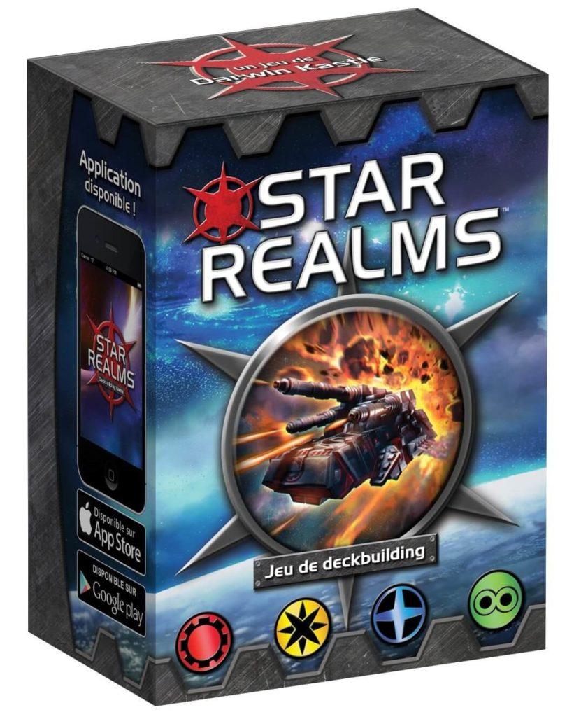 Star Realms Boite