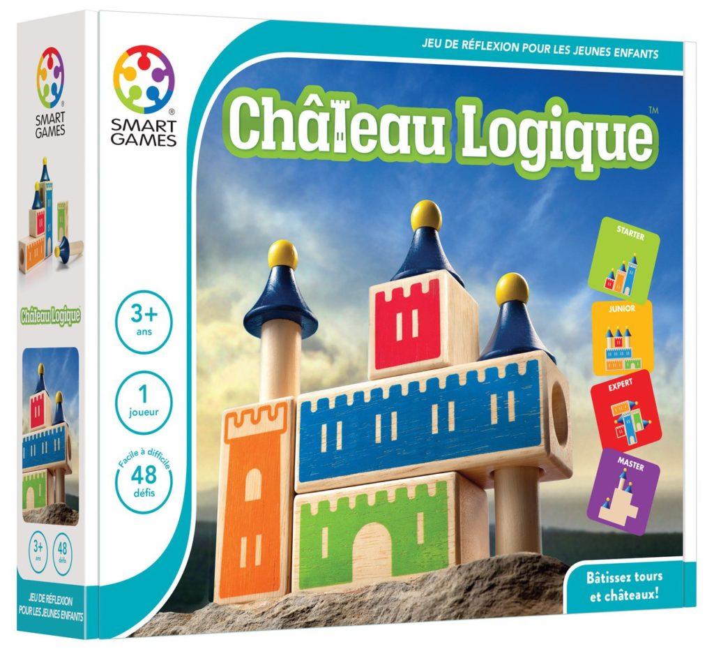 Château Logique, le meilleur jeu de logique pour les 3 ans