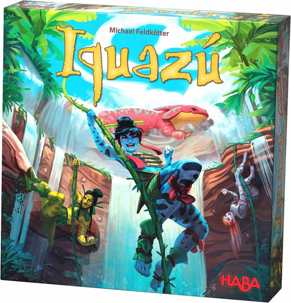 Iquazú, l'un des meilleurs jeux de société HABA