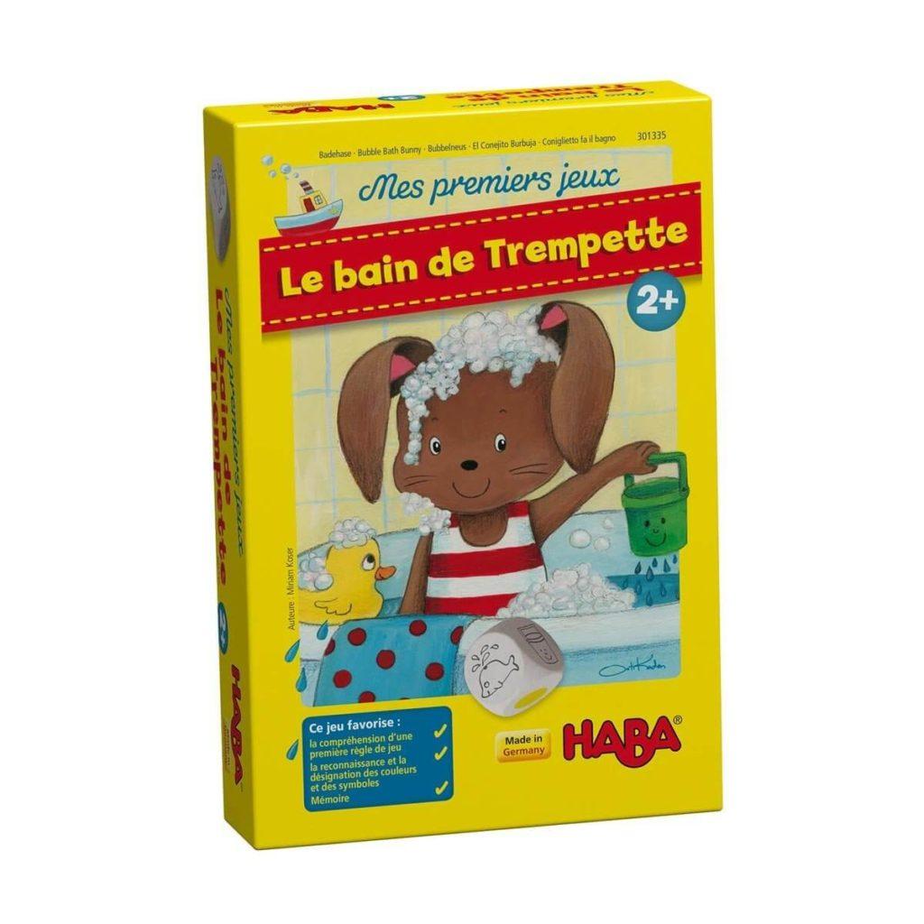Le Bain De Trempette, un petit jeu de memory signé HABA
