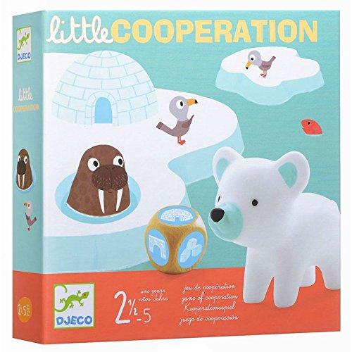 Little Coopération, le meilleur jeu de coopération pour les enfants de 3 ans